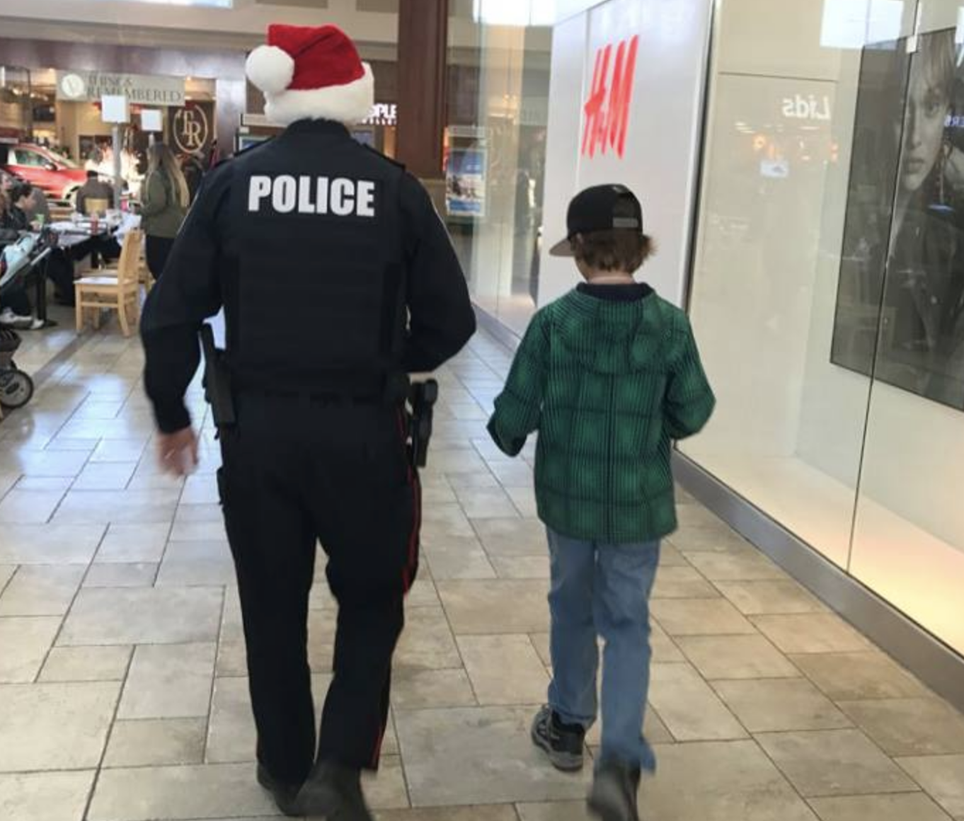 2016 Cop Shop at Lansdowne Place Mall