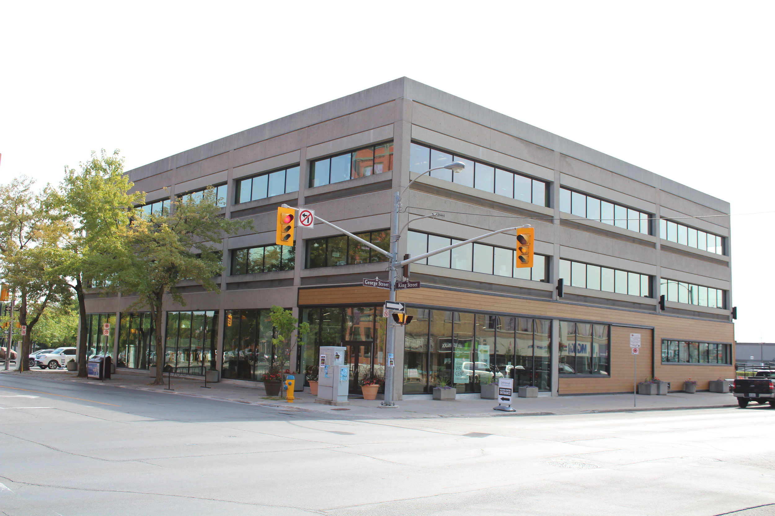 Innovation Cluster is housed in VentureNorth building in downtown Peterborough