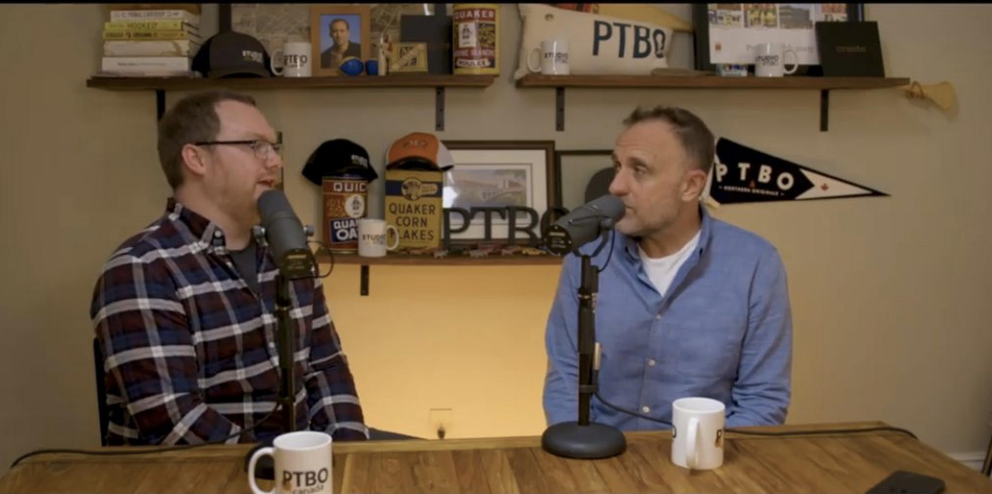 "Joel Willett on ""PTBOCanada"" with Neil Morton"