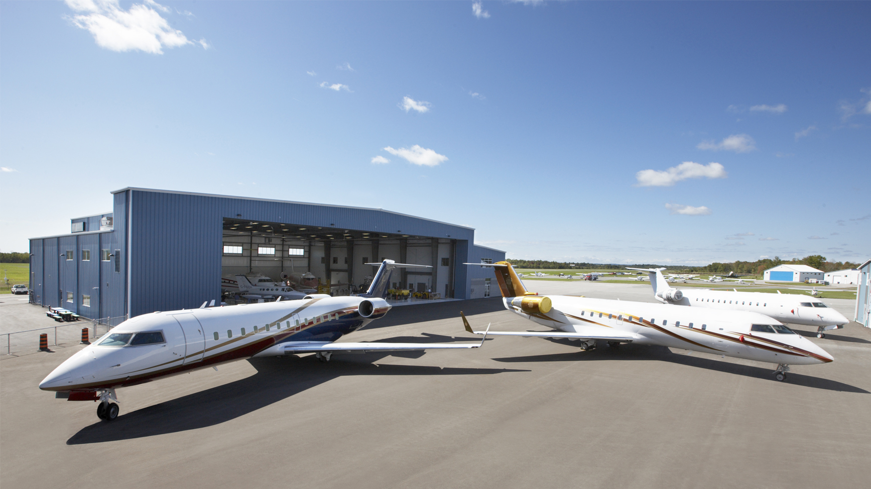 Flying Colours Peterborough location is looking to welcome some 50 new recruits this summer. (Photo courtesy Flying Colours Corp.)