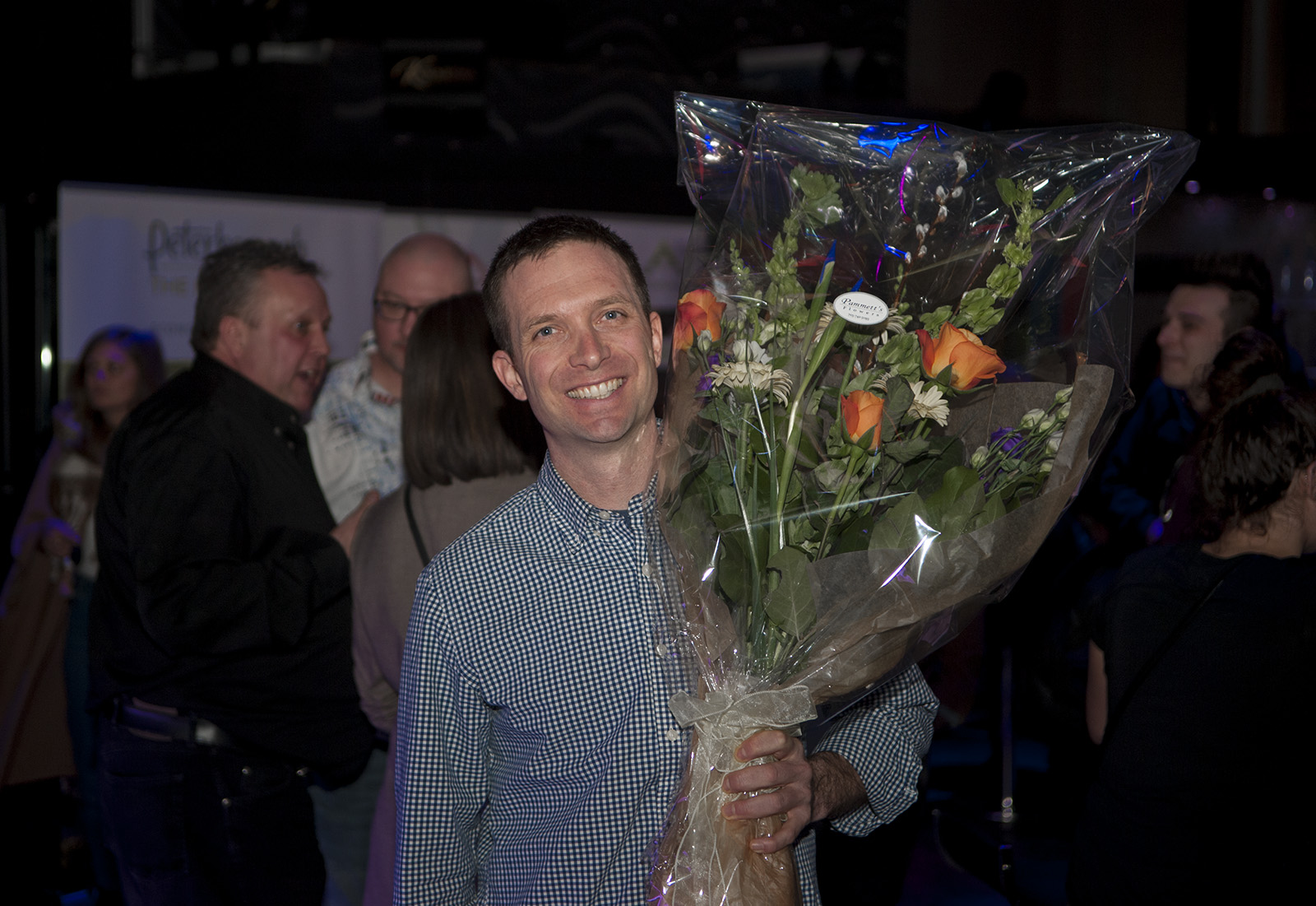 Winner Jonathan MacKay of Sustain at Win This Space (photo courtesy DBIA)