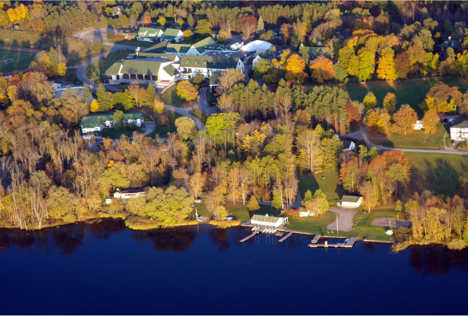 Lakefield College School campus