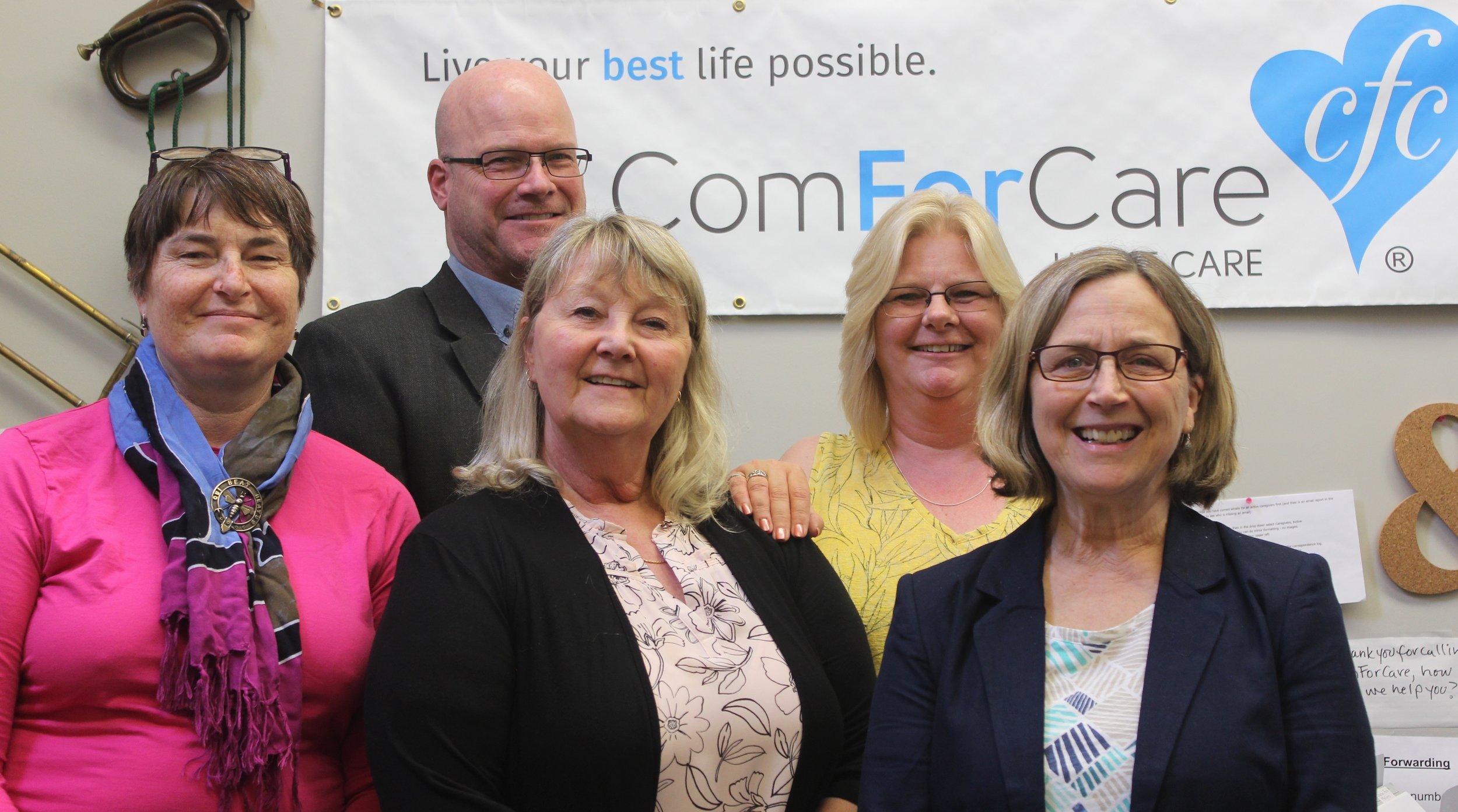 ComForCare team