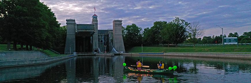 Photo courtesy  Parks Canada