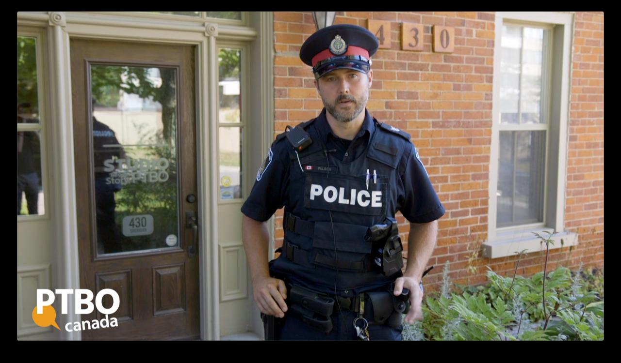 Traffic Sergeant Ryan Wilson