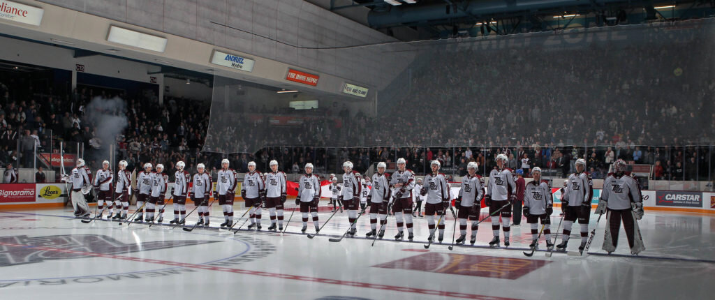 Photo by Jess Van Staalduinen, Peterborough Petes