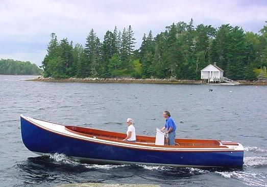 The Stevens 26 Island Commuter