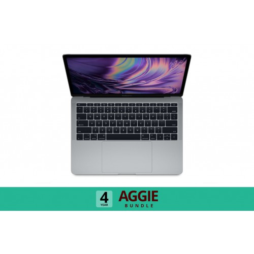 "13"" MacBook Pro - 4 Year Aggie Bundle - Safeware   Your new Mac will be ready to use out of the box. We've taken the guesswork out of buying a new comp..   $1,849.95 $1,665.95"