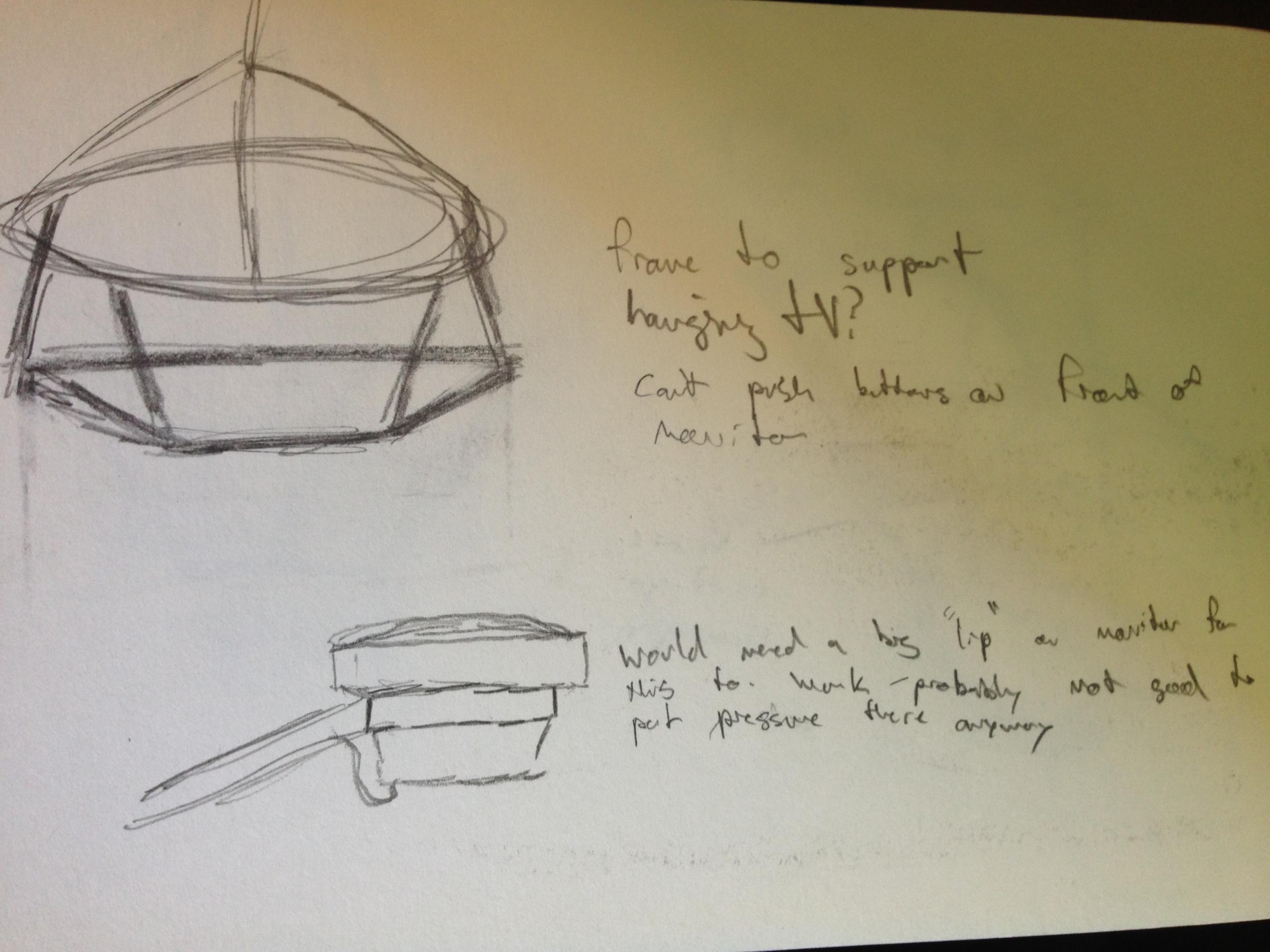 Arm/Frame Sketch