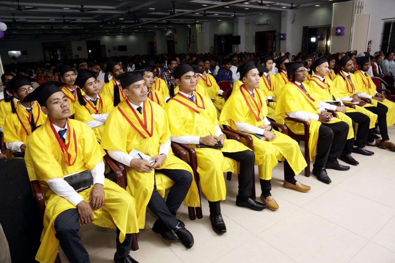 WBS preachers graduation 2019