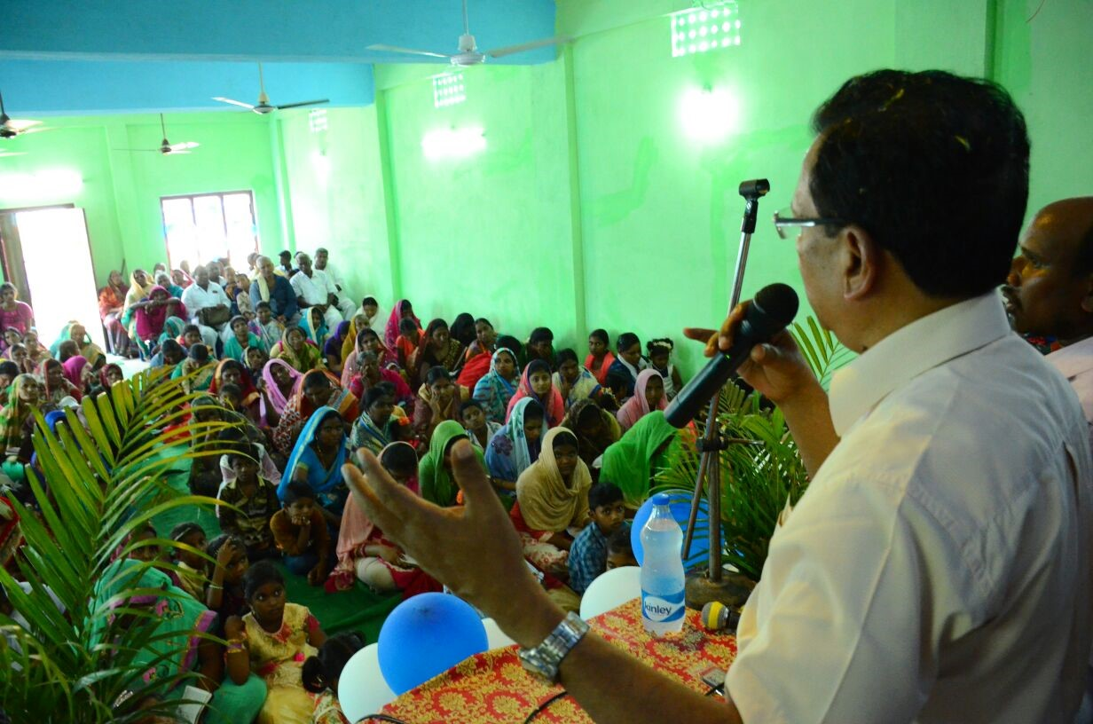 Meadowlark Church of Christ - India Missions - Paul Renganathan