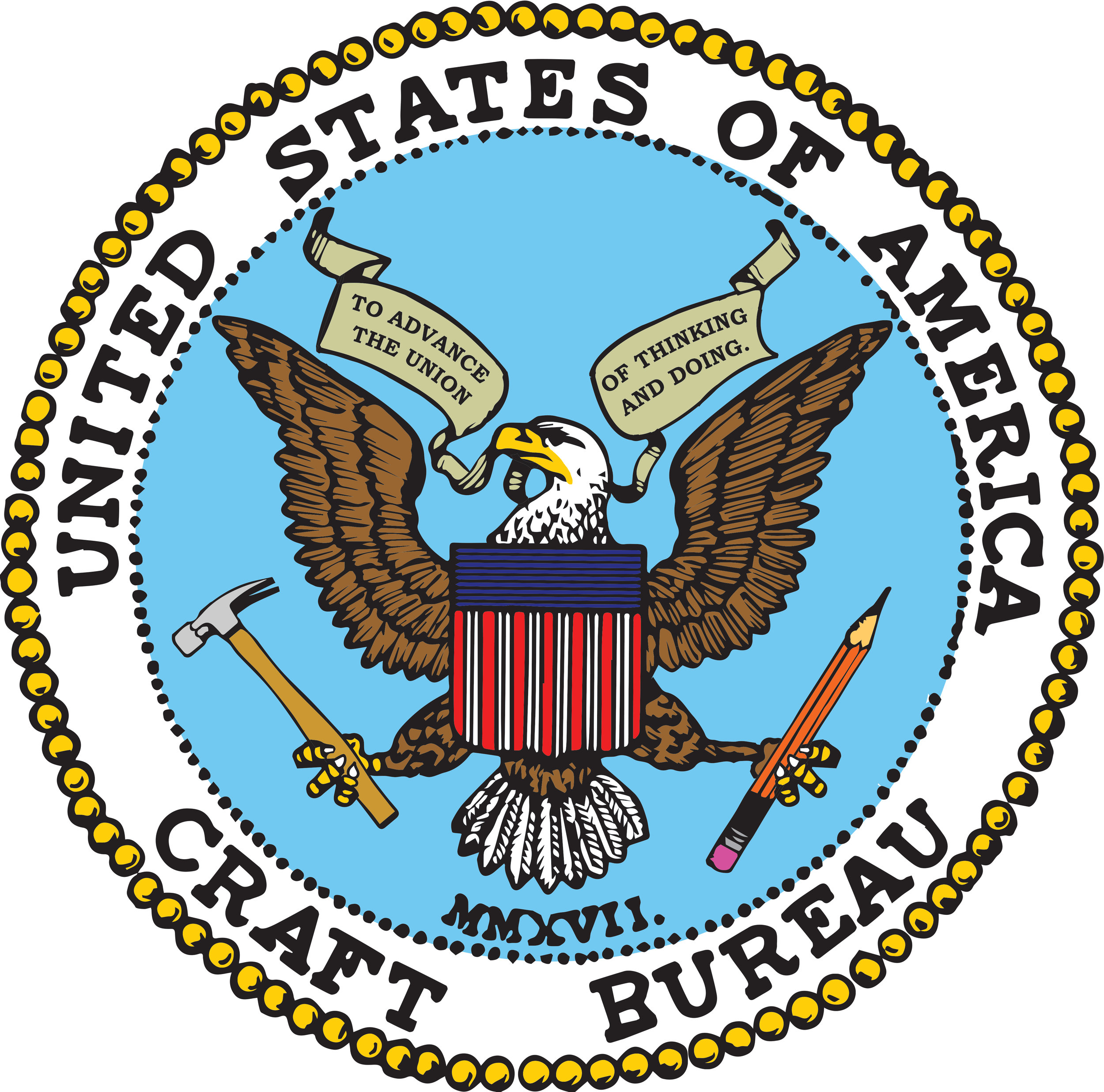 U.S. Craft Bureau offical seal
