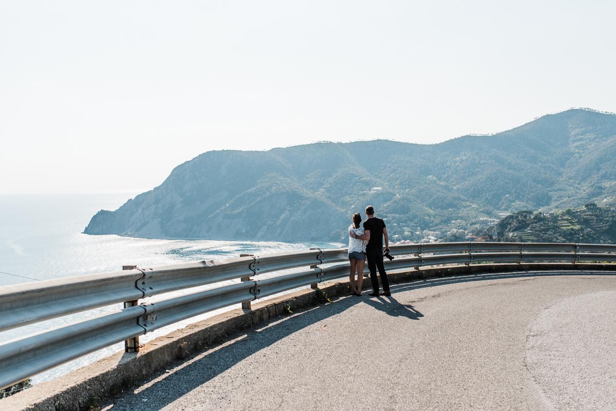 Monteroso Al Mare, Cinque Terre