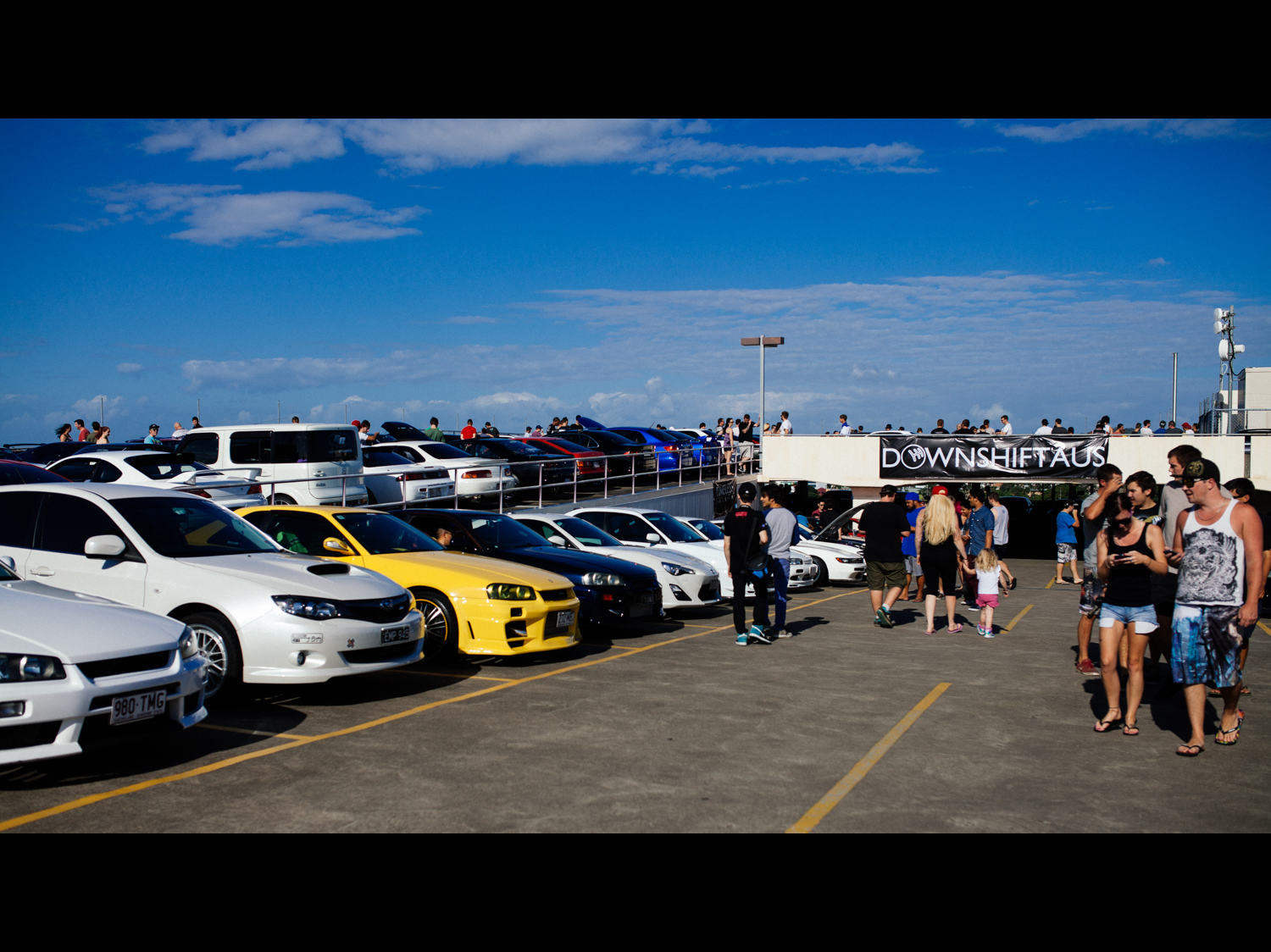 Thanks Downshift for the great day!