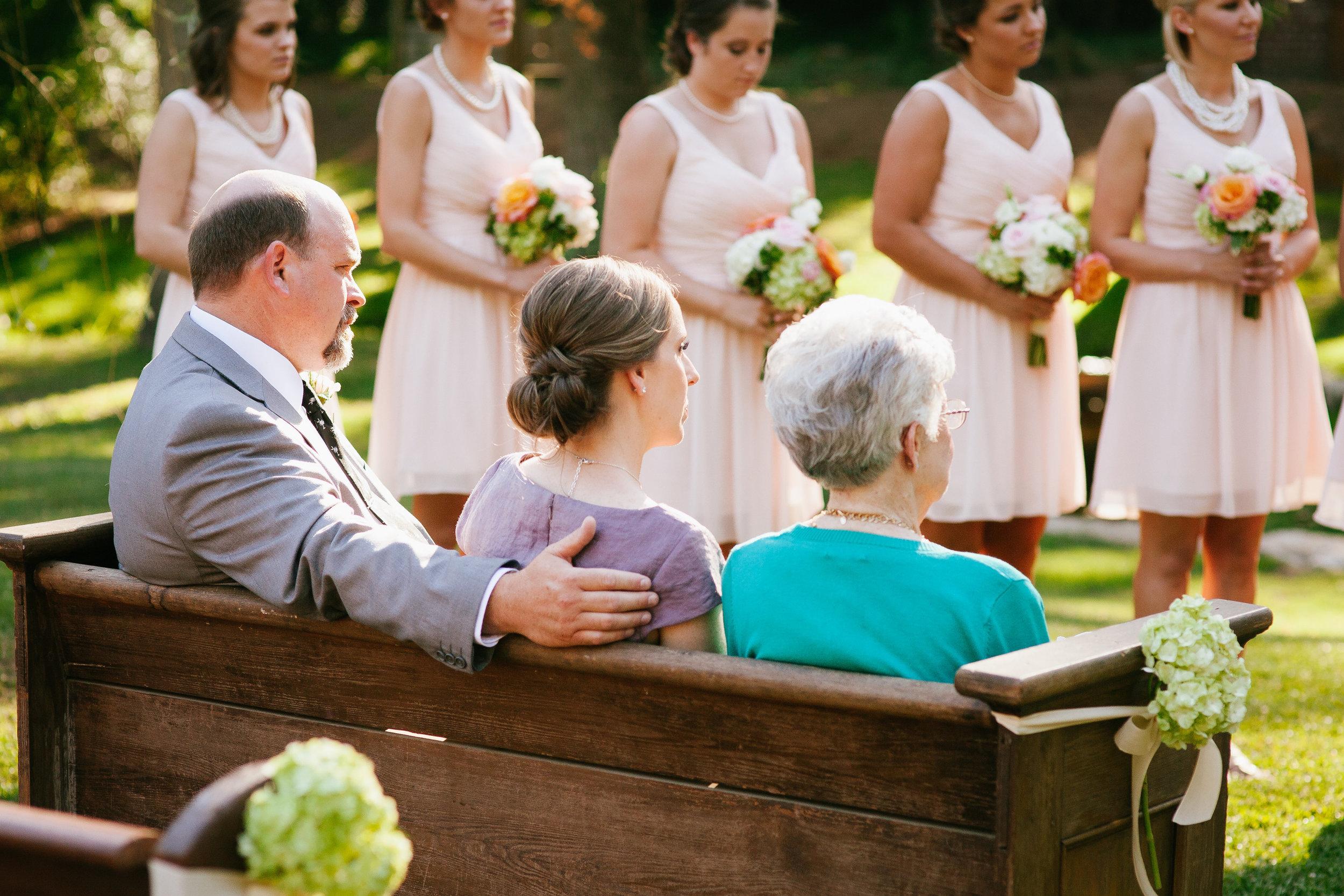 Georgia wedding, living history park, augusta, Bailey and Daniel