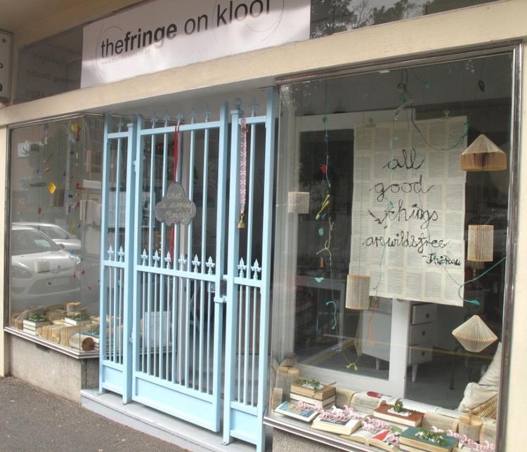 KIN on KLOOF Window