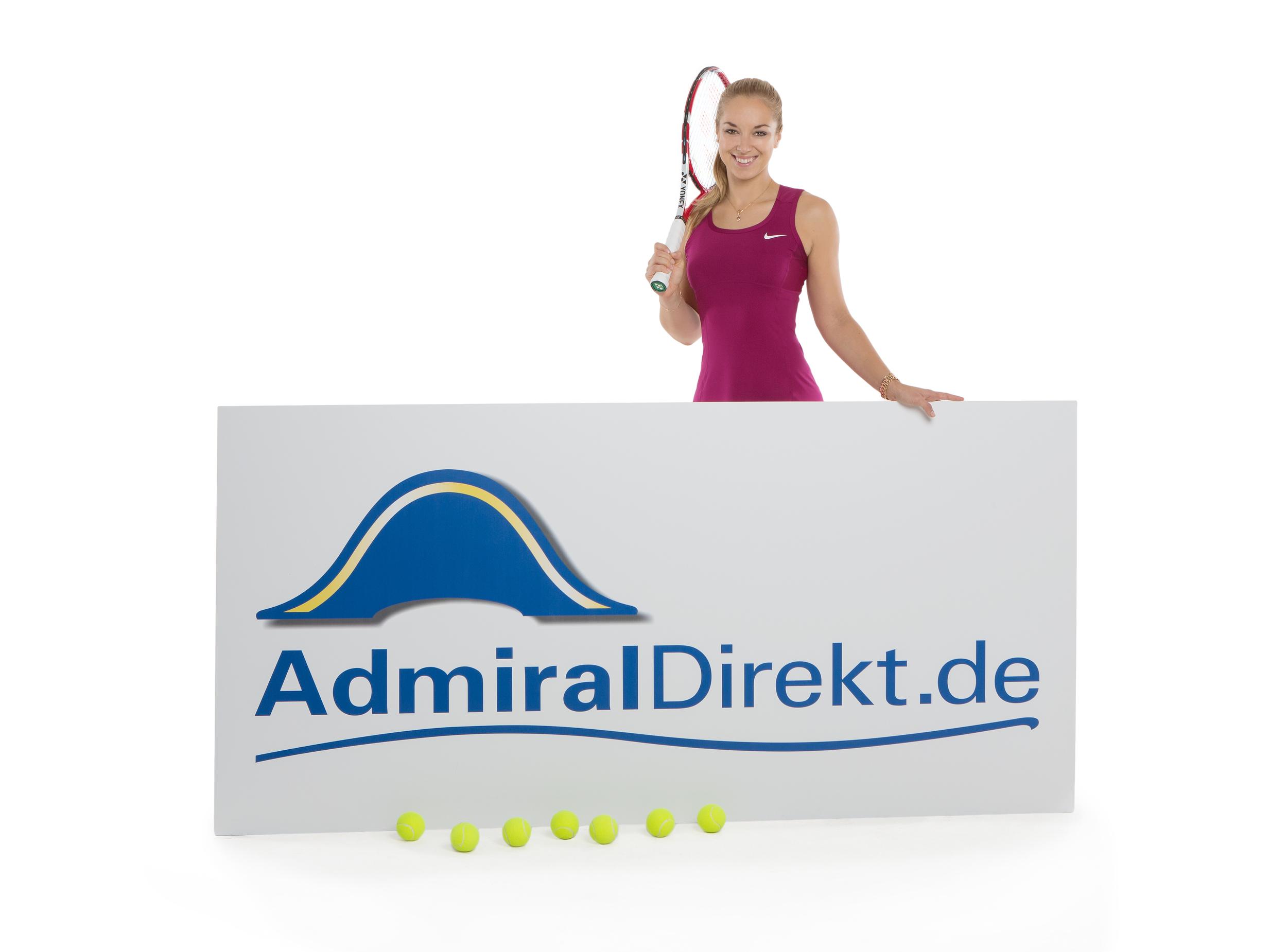 Businessfotografie: Sabine Lisicki | Admiral-direkt.de