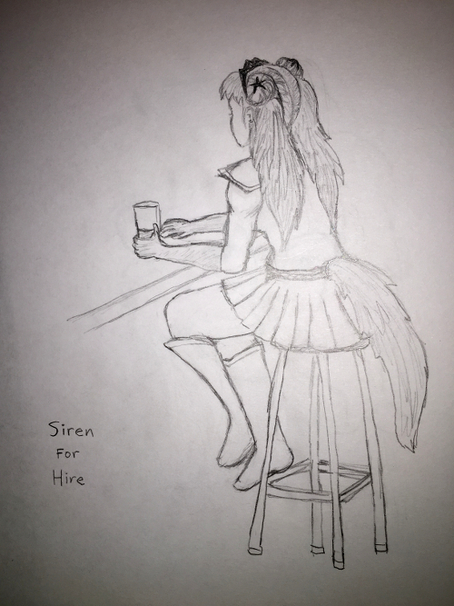 Siren For Hire - Siren For Hireis a free text-based game made in Twine that tells a story of magical girls living in a future Earth governed by a Dragon who doles out powered gemstones to the deserving. But who