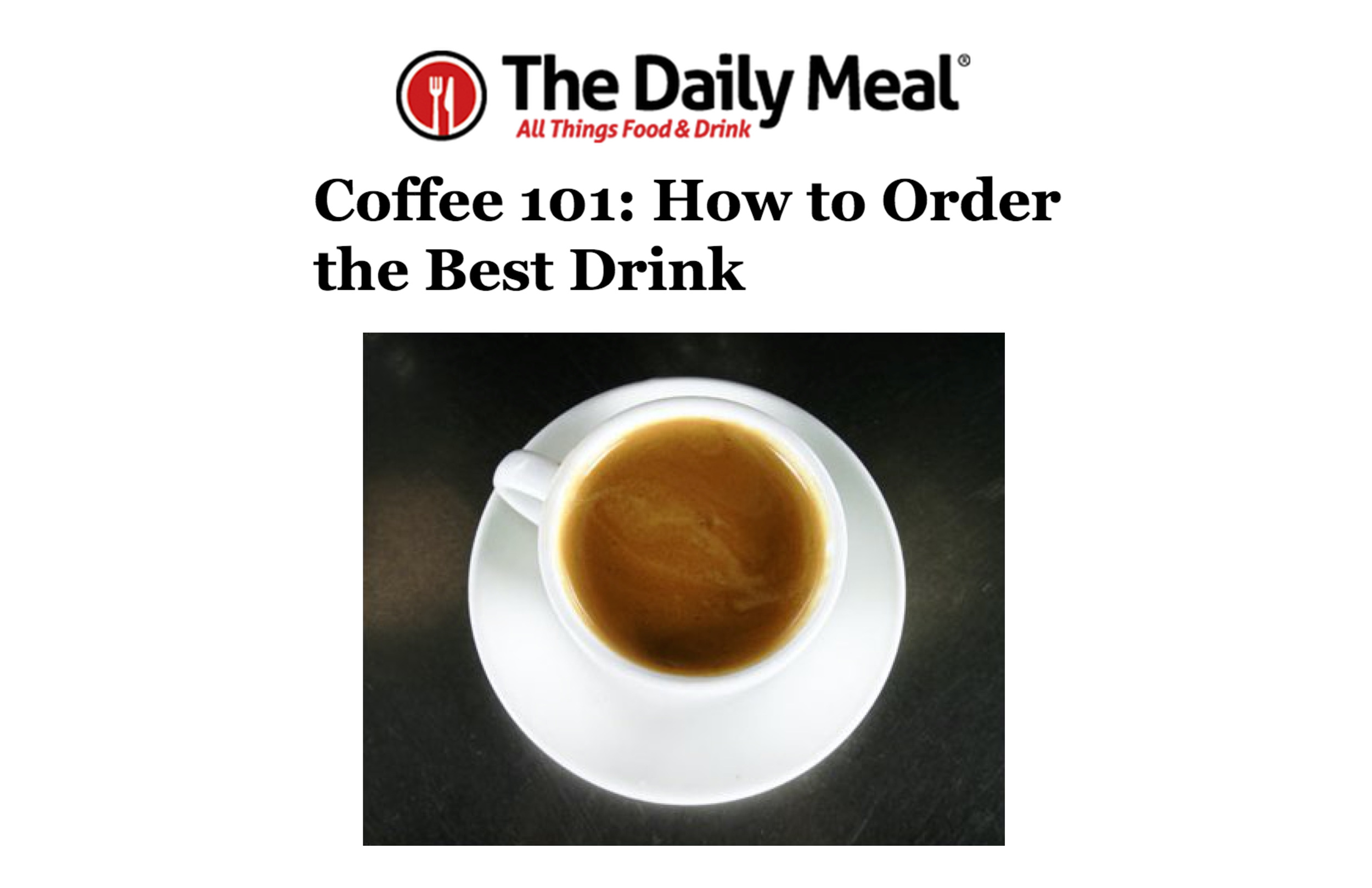 THE DAILY MEAL AUGUST 2012