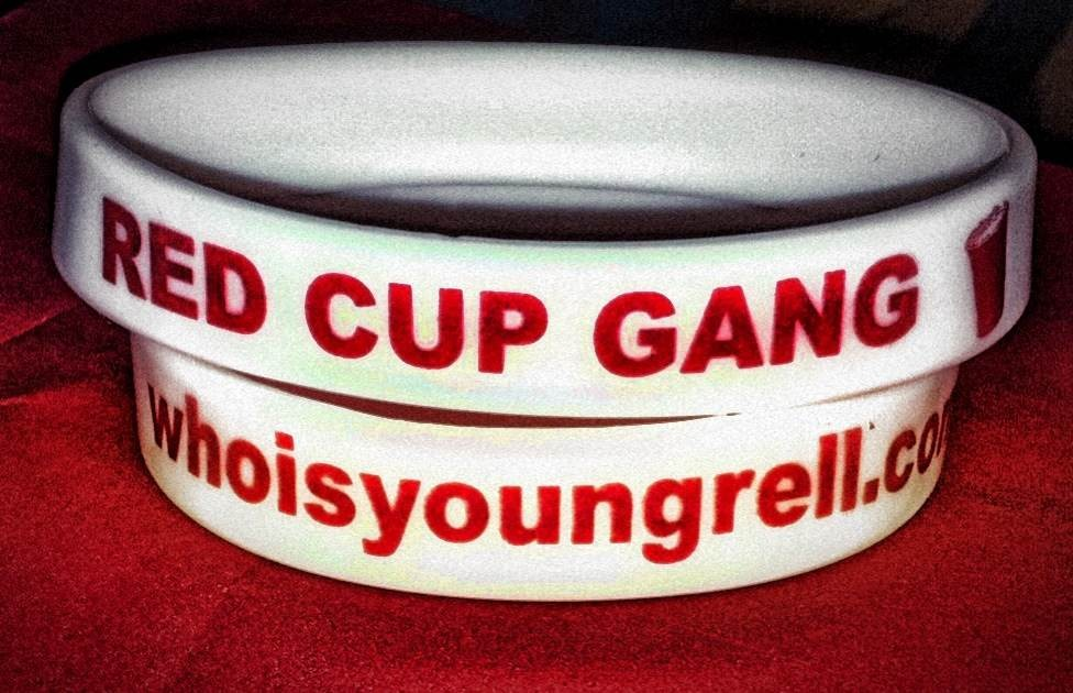 Wristband (Front&Back)