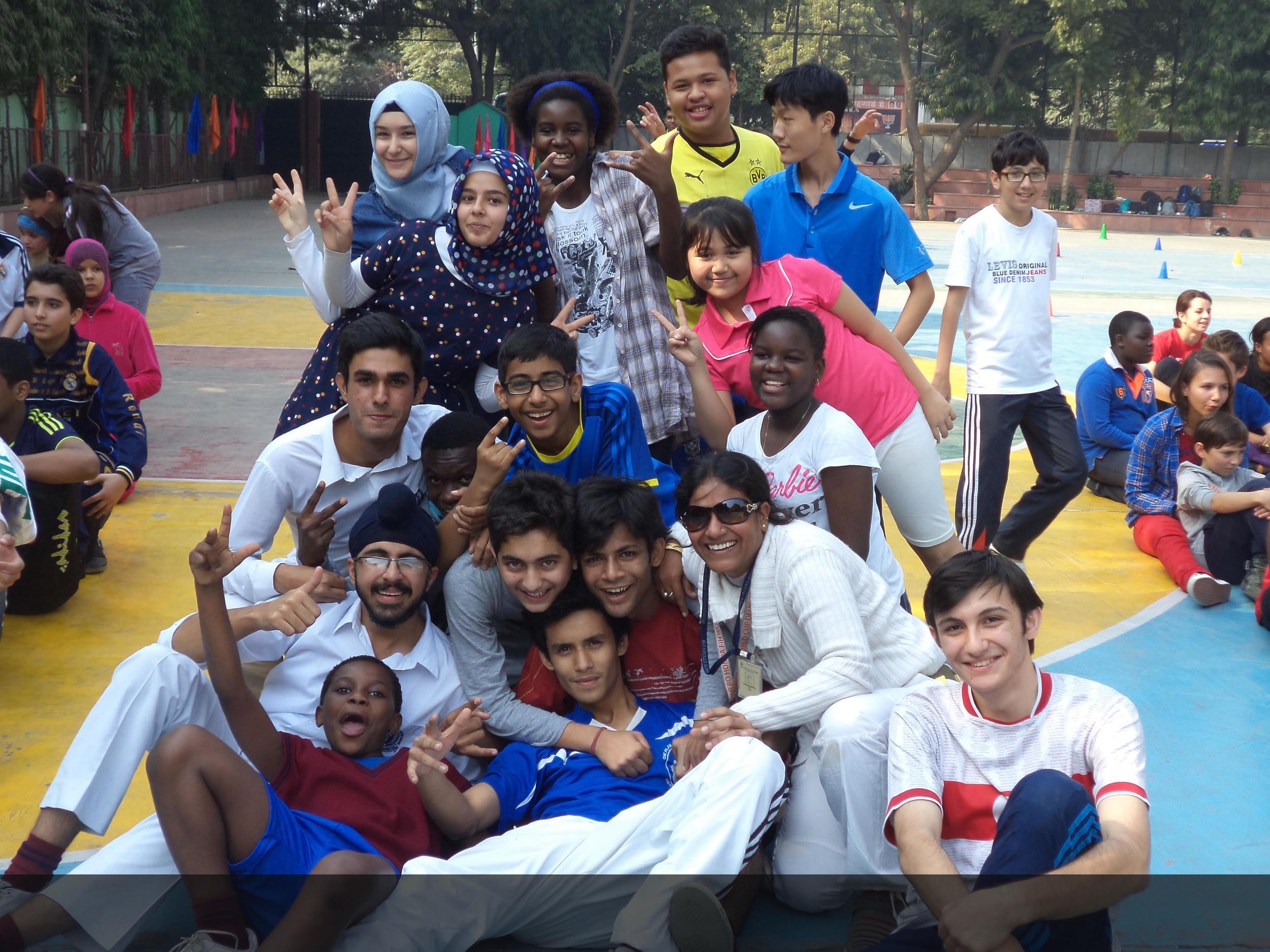 International Friendship Sports Meet