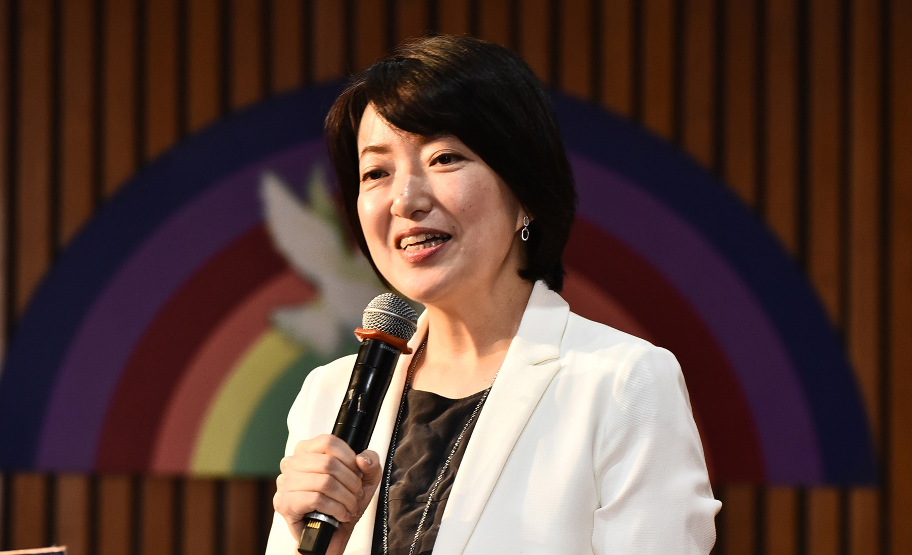 QUEST MUN Opening Ceremony - 25th October, 2018  Chief Guest - Derk Segaar, Director, UNIC  Guest of Honour - Dr. Miki Horrie, Principal, Ritsumeikan Primary School, Japan