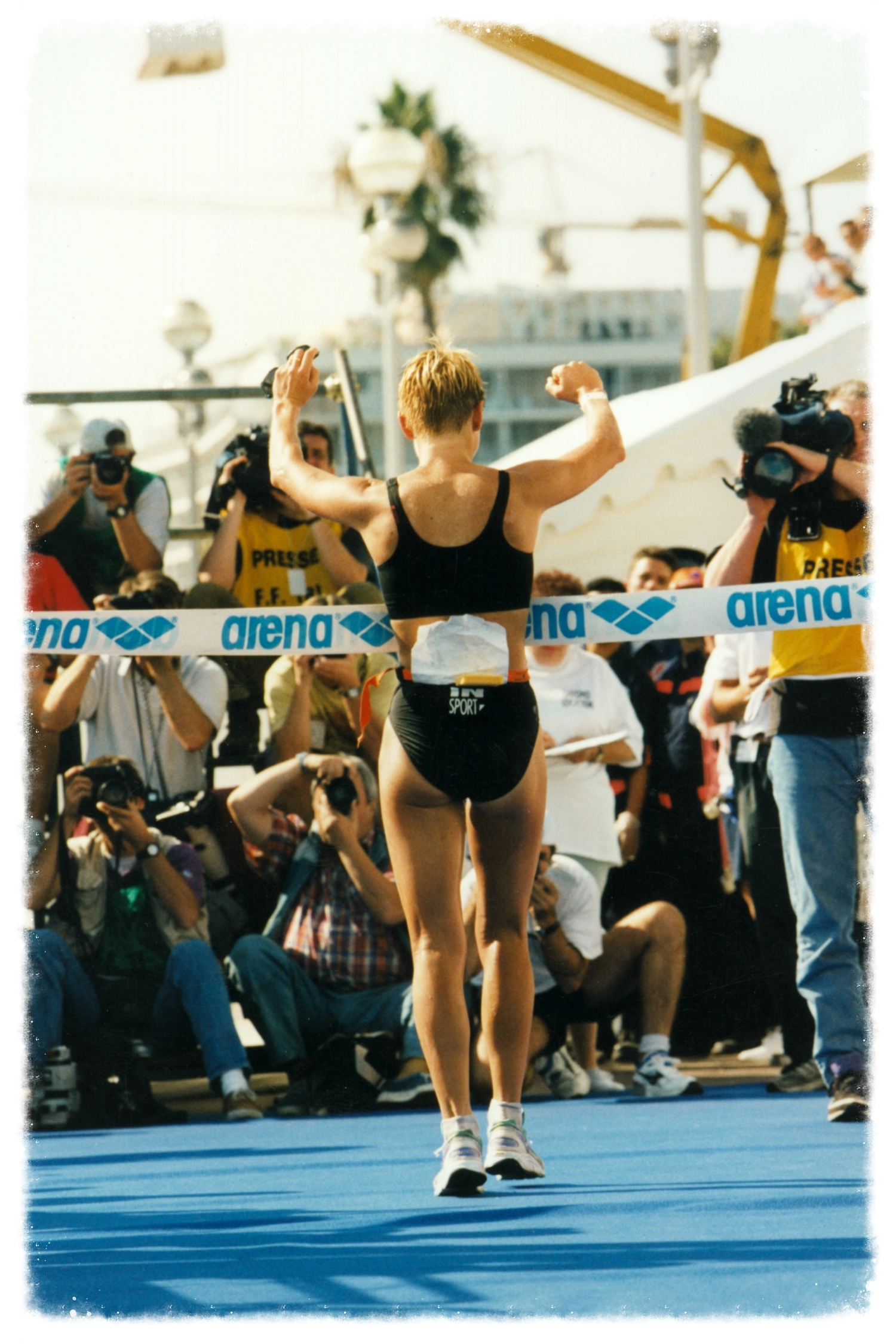 World Long Distance Title, Nice France