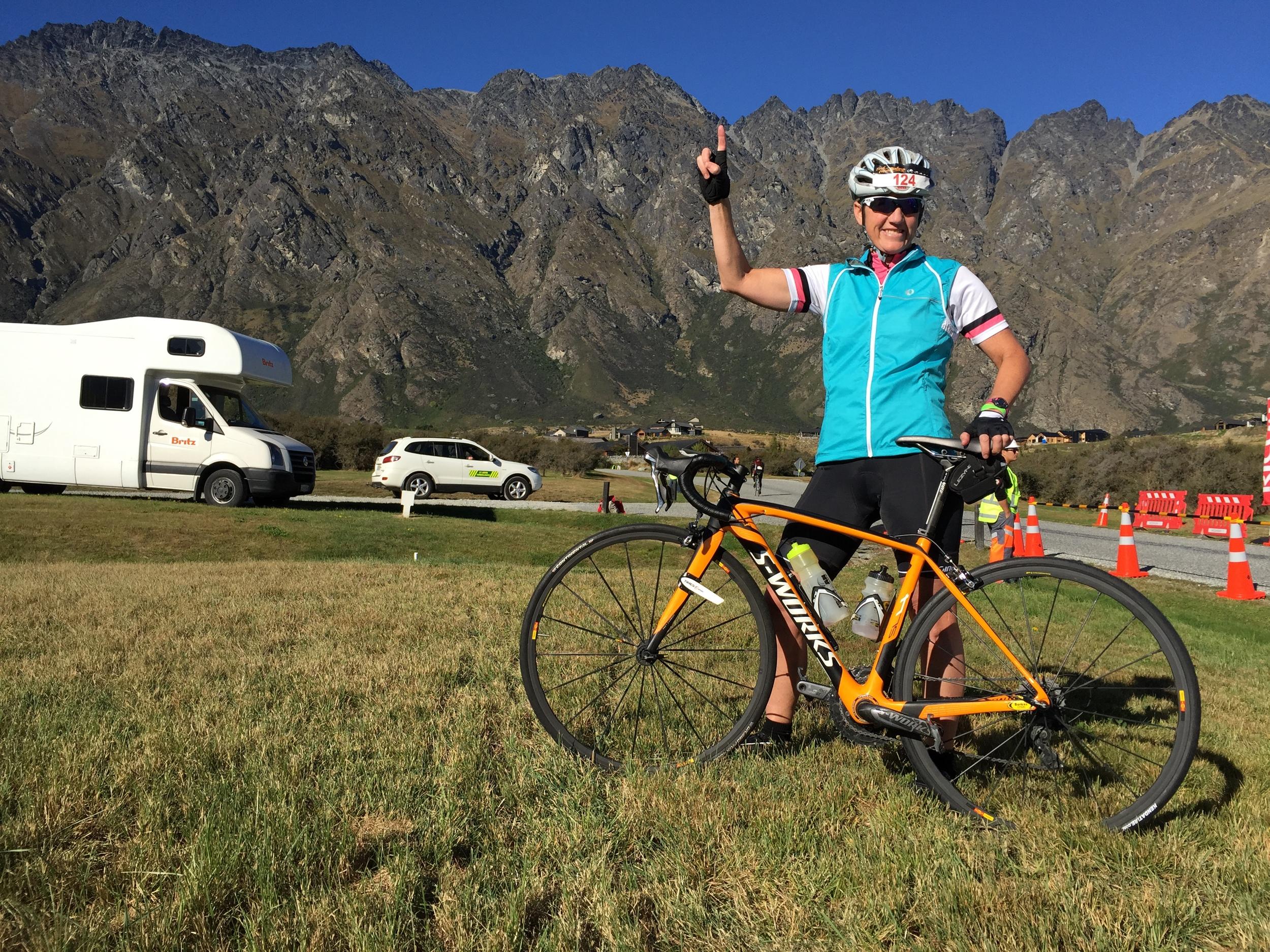 coach digs deep to win south island GC,tour of nz (bike)