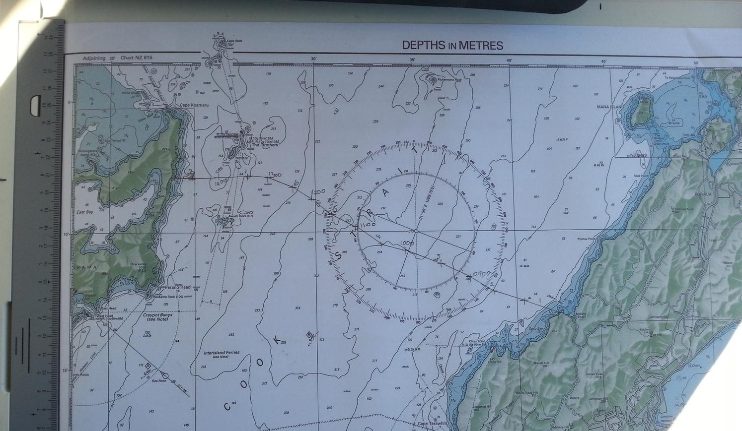 Cook Strait conquered!