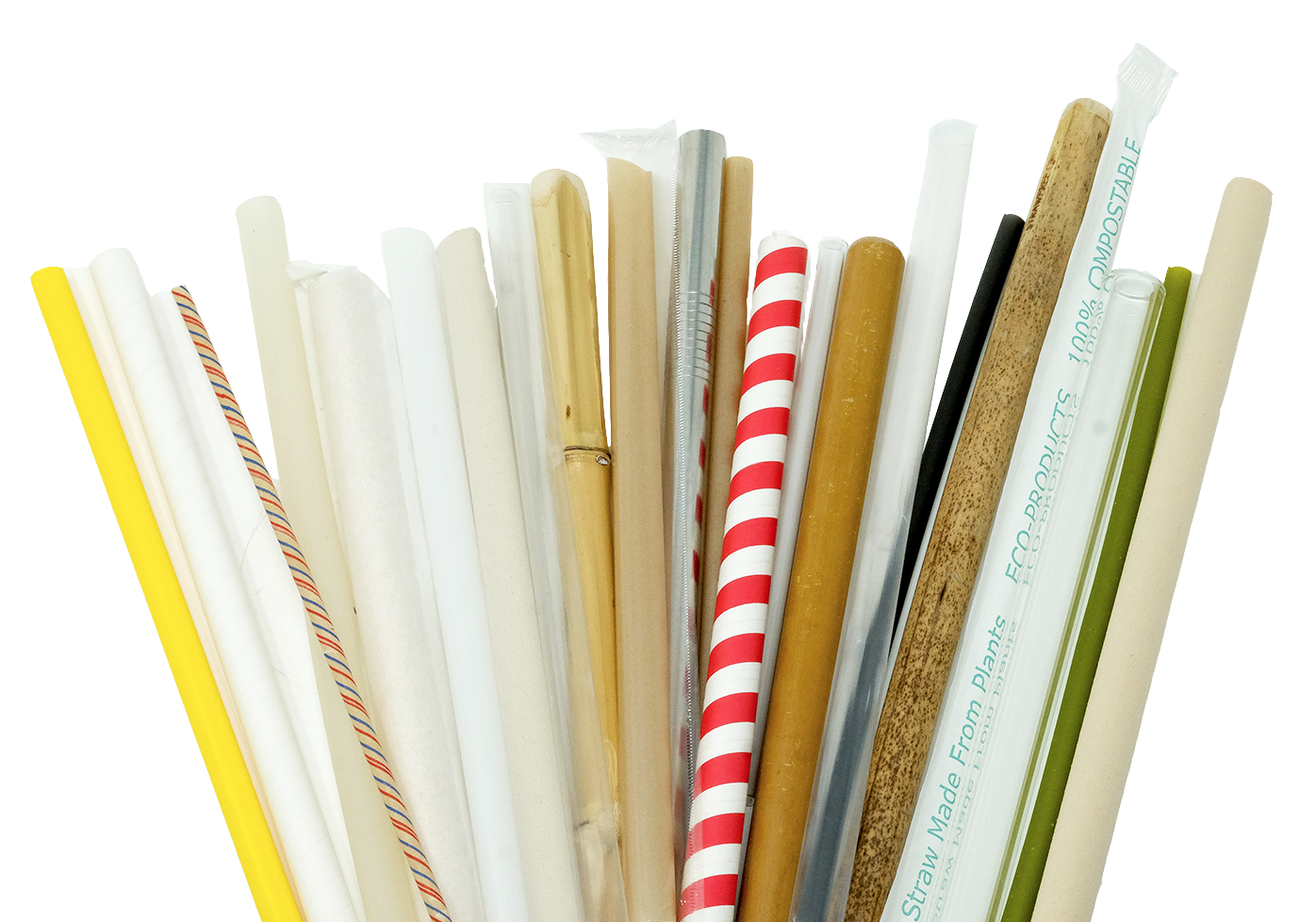 How We Decided - When choosing our new single-use straws, we had to suck - a lot. We tested over 30+ different options and looked for 3 main things:? Is it biodegradable?(compostable is no longer enough)? Is it effective?(can it hold up in hot/cold drinks over time)? Is it sustainable?(made from renewable resources)