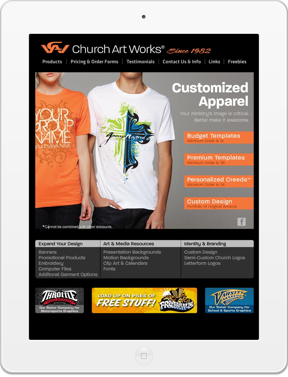 CAW Homepage in iPad.jpg