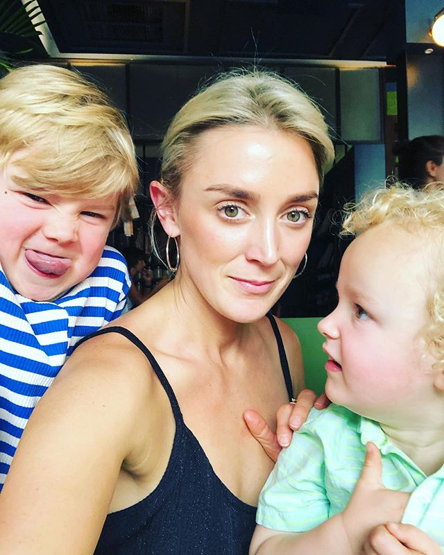 My boys and their facial expressions 🙄🤣 ☀️Go away for a holiday they say. Have a relaxing time .... says someone that does not have children 🤣  We've arrived Bali. Watch out ❤️ #lookatthecamera !!!! #myangels
