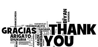 National Thank You Month