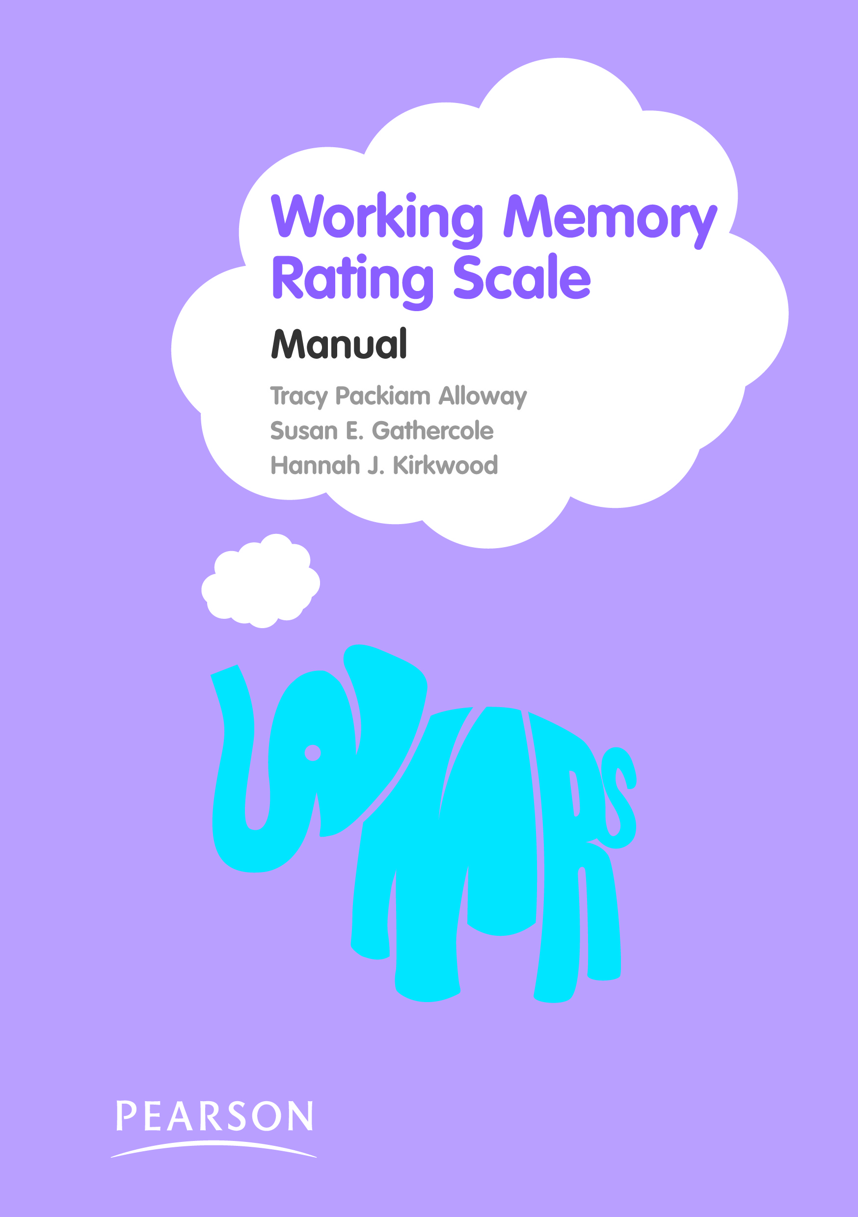 WMRS - Purpose: Identify classroom behaviors associated with working memory deficitsAge Range: 5 to 11 yearsAdministration: Paper & pencilScoring: ManualBUY AUSTRALIABUY CANADABUY UK