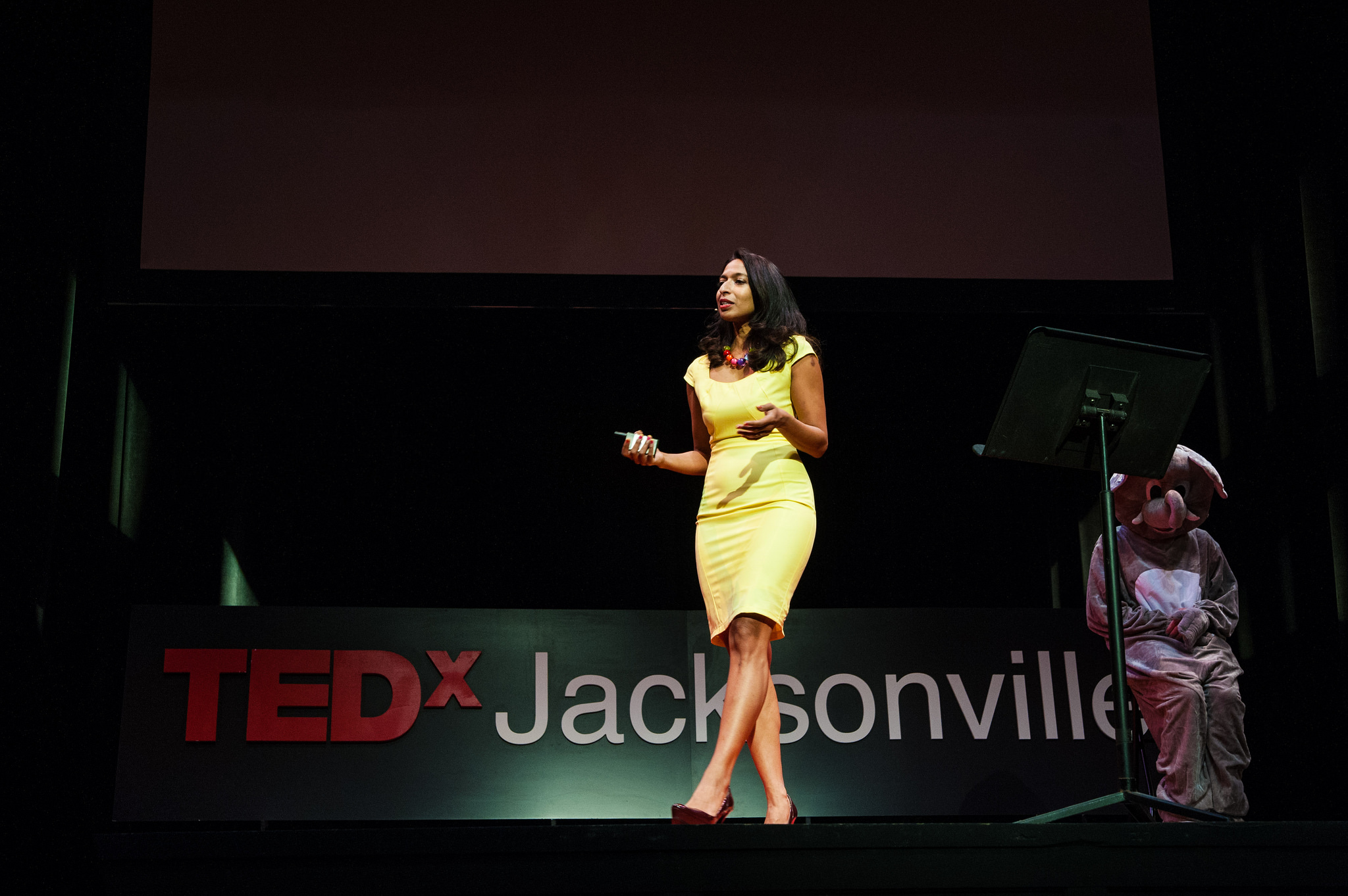 TEDx Speaker & Consultant - She is a highly sought after speaker internationally and has provided consultancy to documentaries, ABC/NBC affiliates, AMC TV, & Fortune 500 companies.