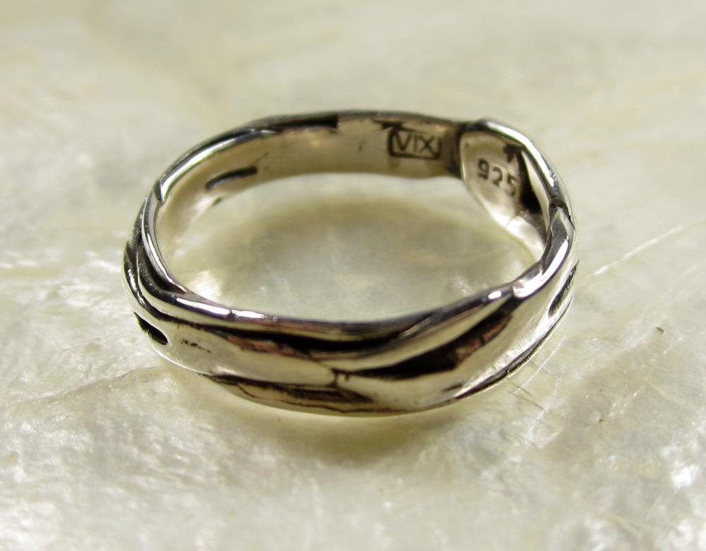 Driftwood Wedding Ring