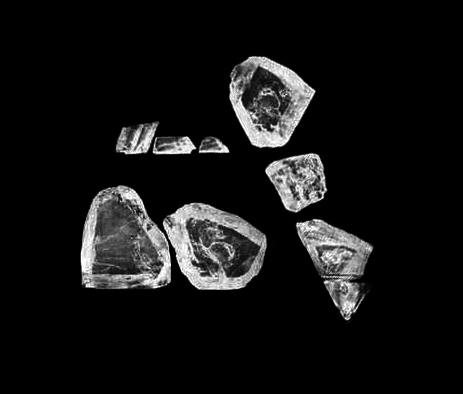 "The story goes that when the diamond was split, the knife broke during the first attempt. ""The tale is told of Joseph Asscher, the greatest cleaver of the day,"" wrote Matthew Hart in his book   Diamond: A Journey to the Heart of an Obsession  , ""that when he prepared to cleave the largest diamond ever known, the 3,106 carats (621 g) Cullinan, he had a doctor and nurse standing by and when he finally struck the diamond and it broke perfectly in two, he fainted dead away."" Lord Ian Balfour, in his book ""Famous Diamonds"" (2000), dispels the fainting story, stating it was more likely Joseph Asscher would have celebrated, opening a bottle of champagne."