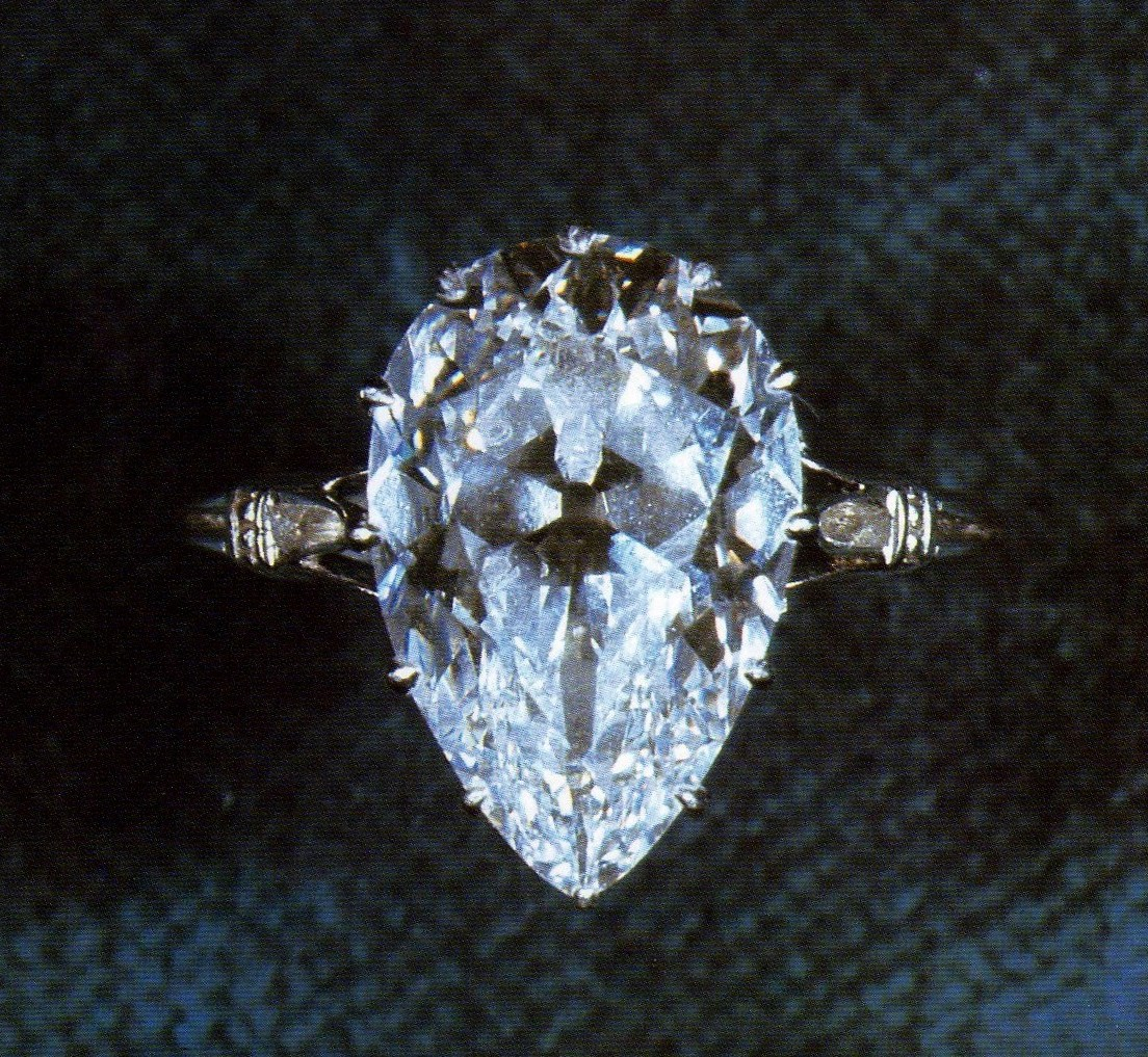 Cullinan IX - a nice ring!