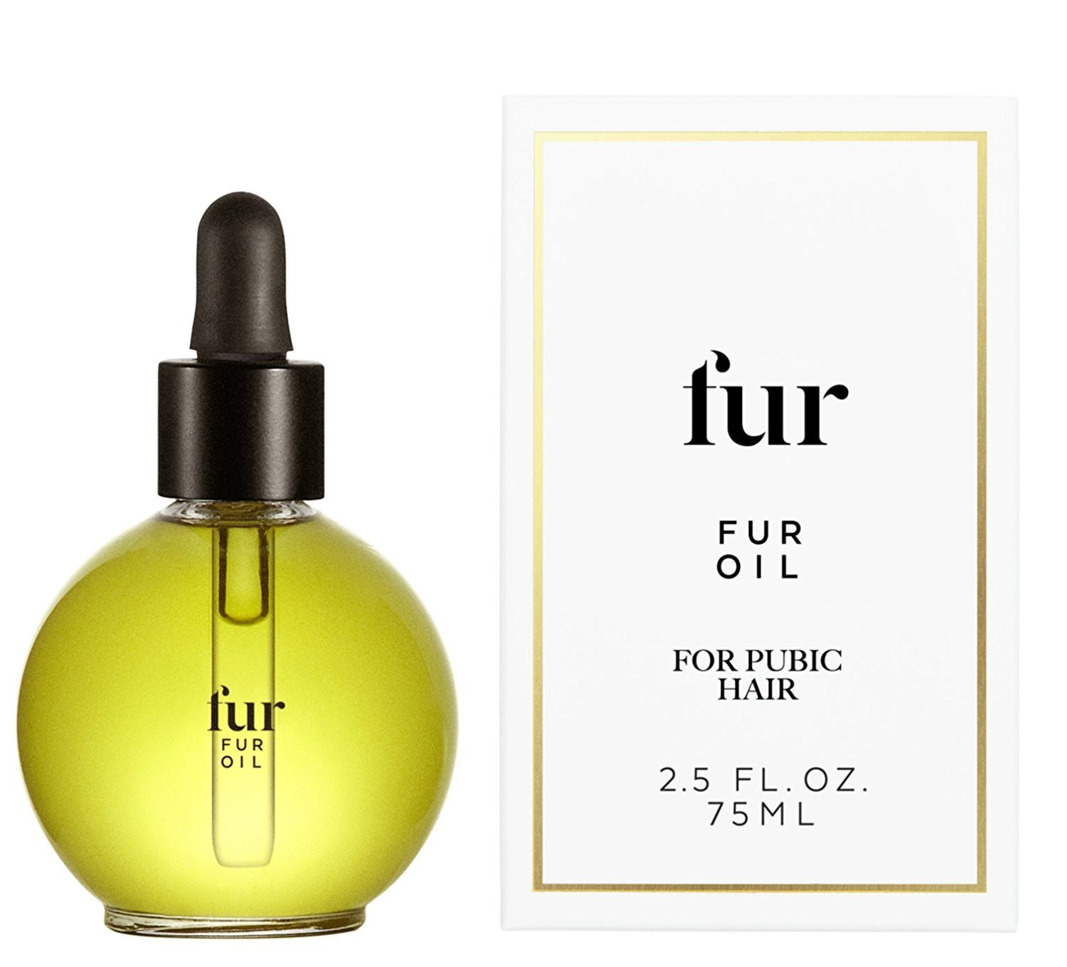 Fur Oil - Good for the Snat