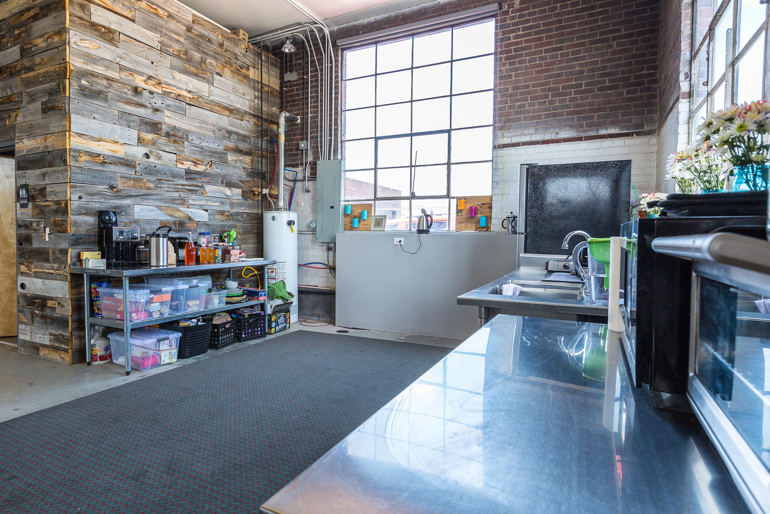 Event Space Kitchen