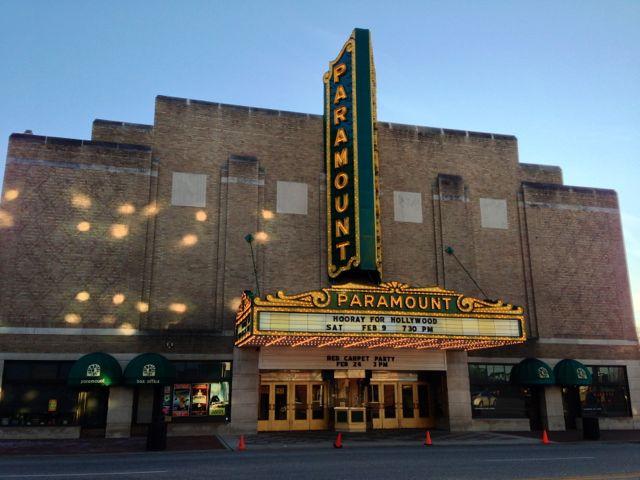 The Paramount Arts Center