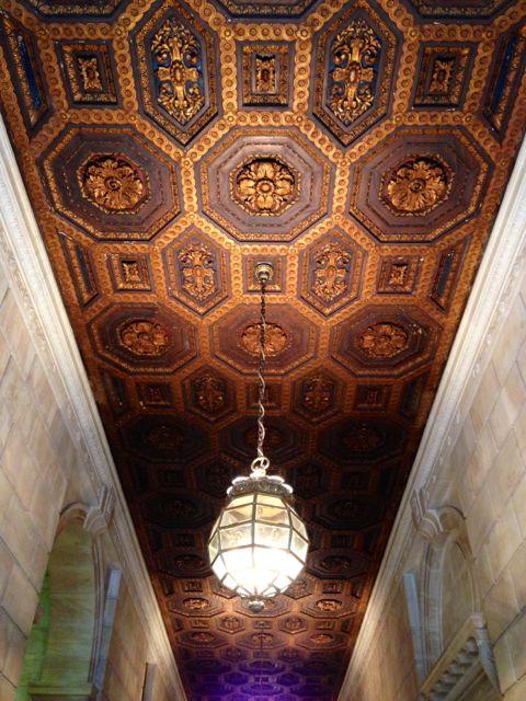 NY Public Library Periodical Hallway