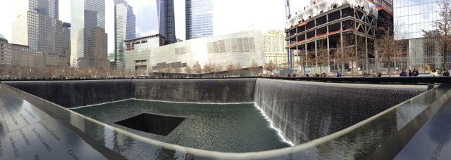 Memorial Pool #1