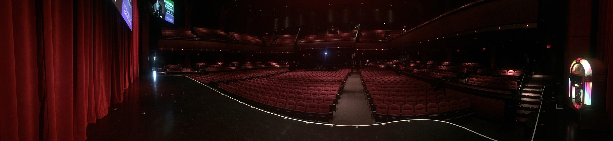 Avalon Theater in Canada