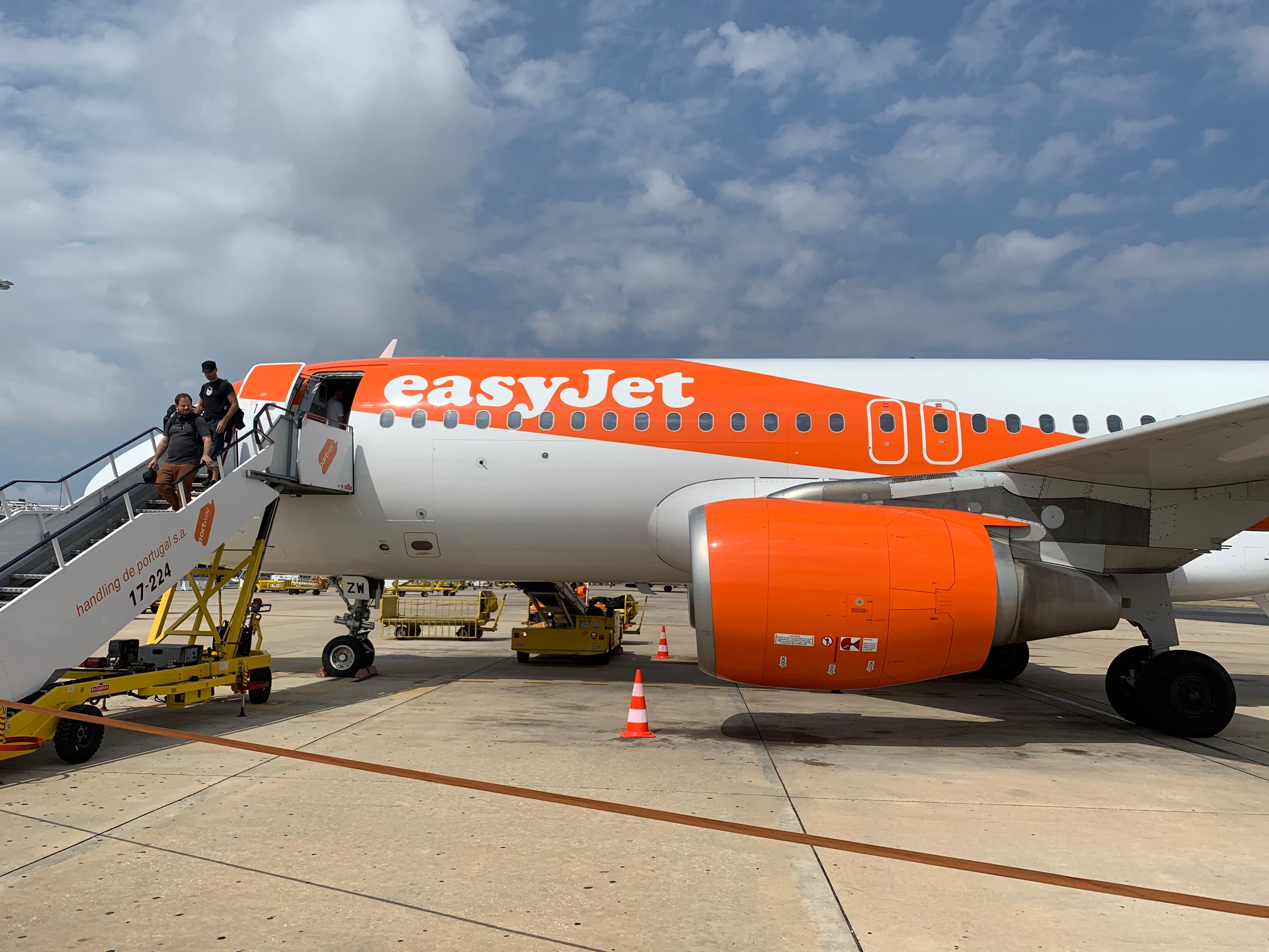 'Not So Easy Jet'