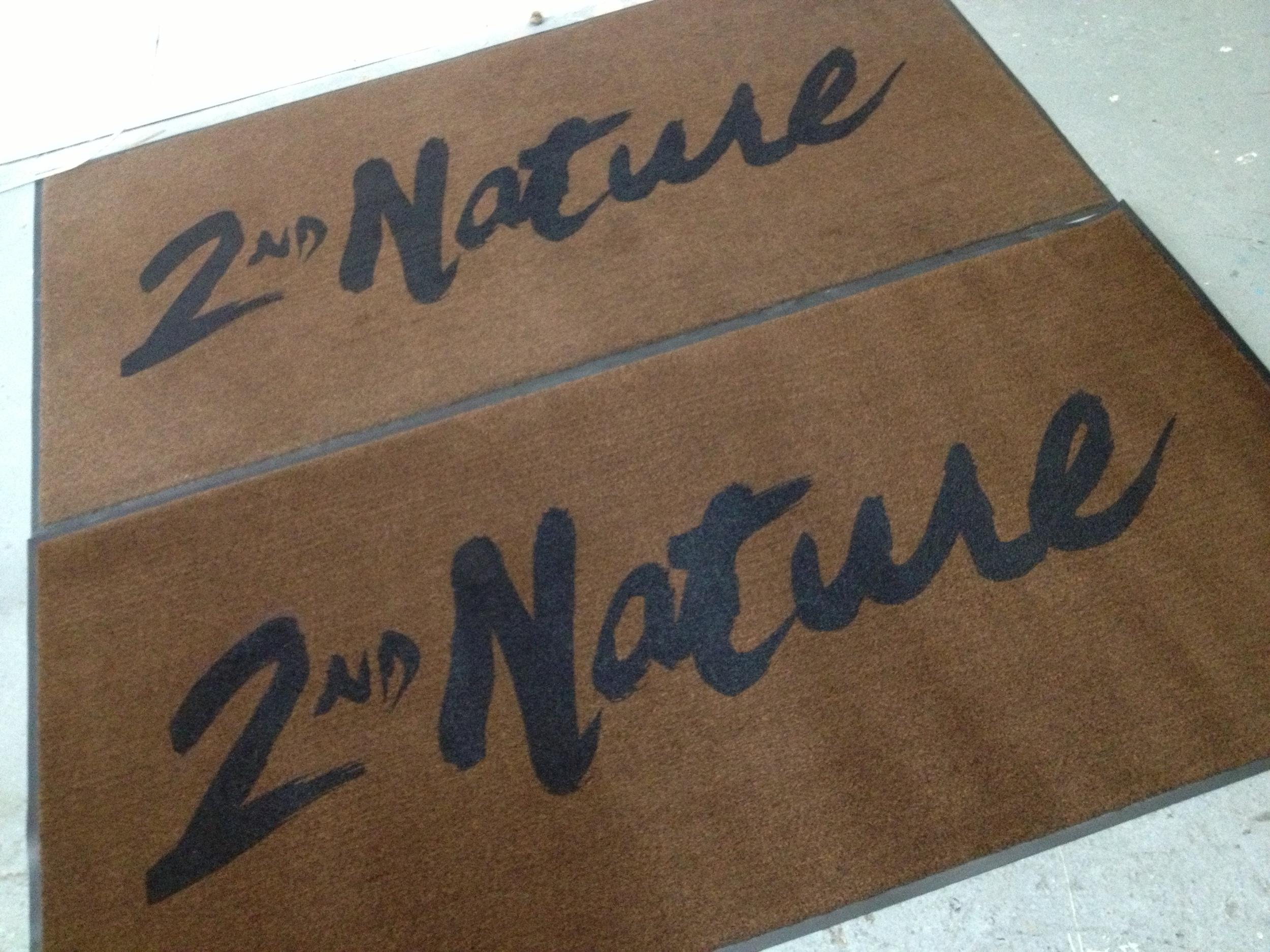carpets for 2nd nature skateshop