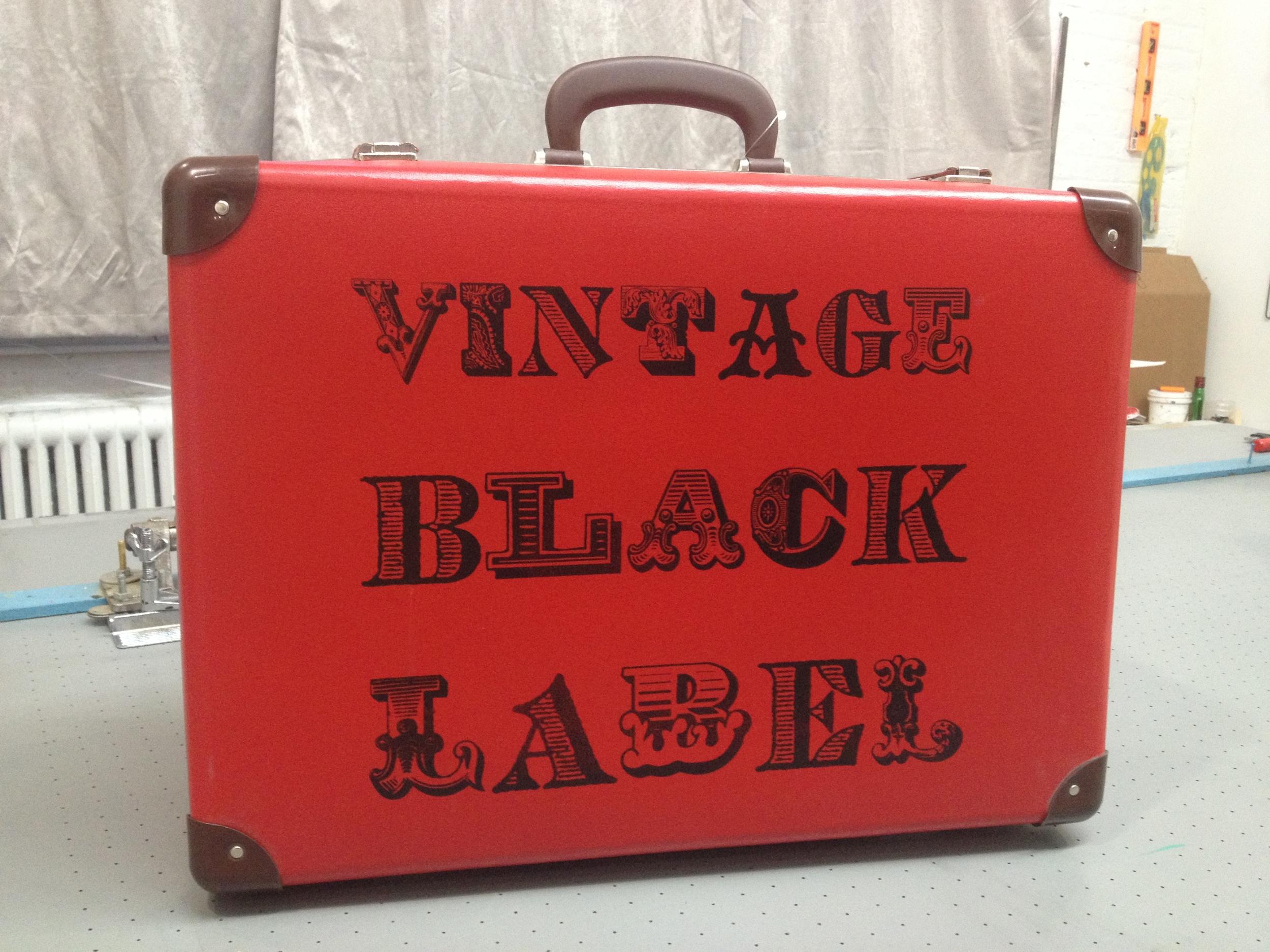 vintage black label