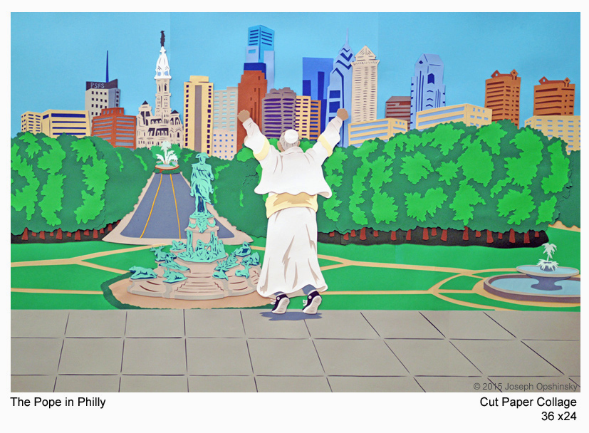 The Pope in Philly (2015)