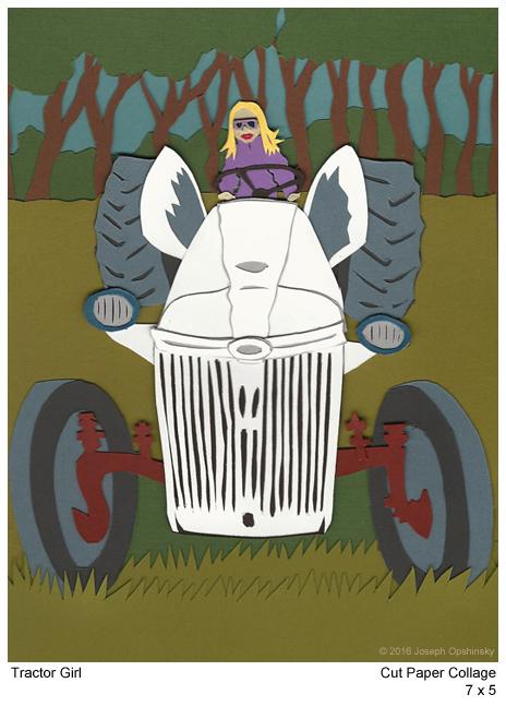 Tractor Girl (2016)