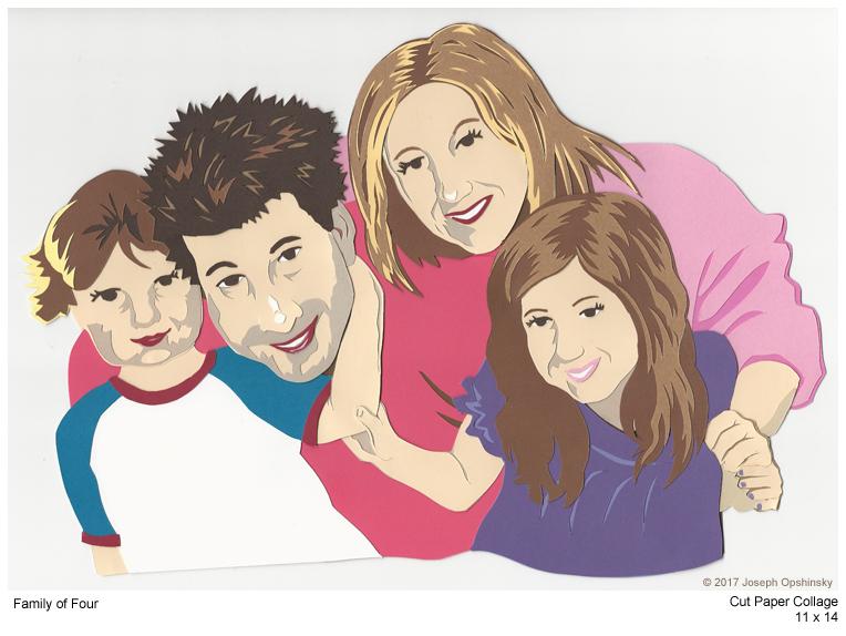 Family of Four (2017)